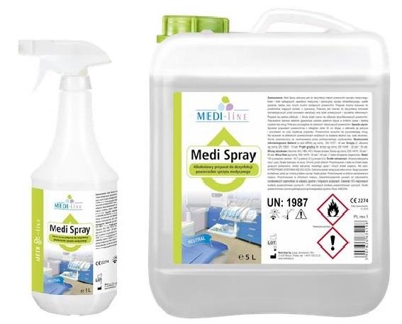 Medi Spray 1L, 5L