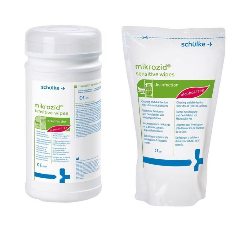 Mikrozid Sensitive chusteczki